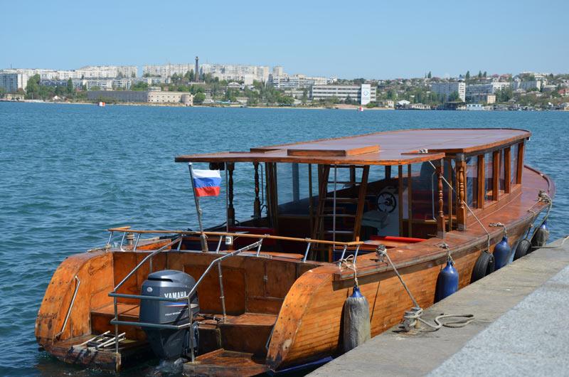 Аренда лодок севастополь